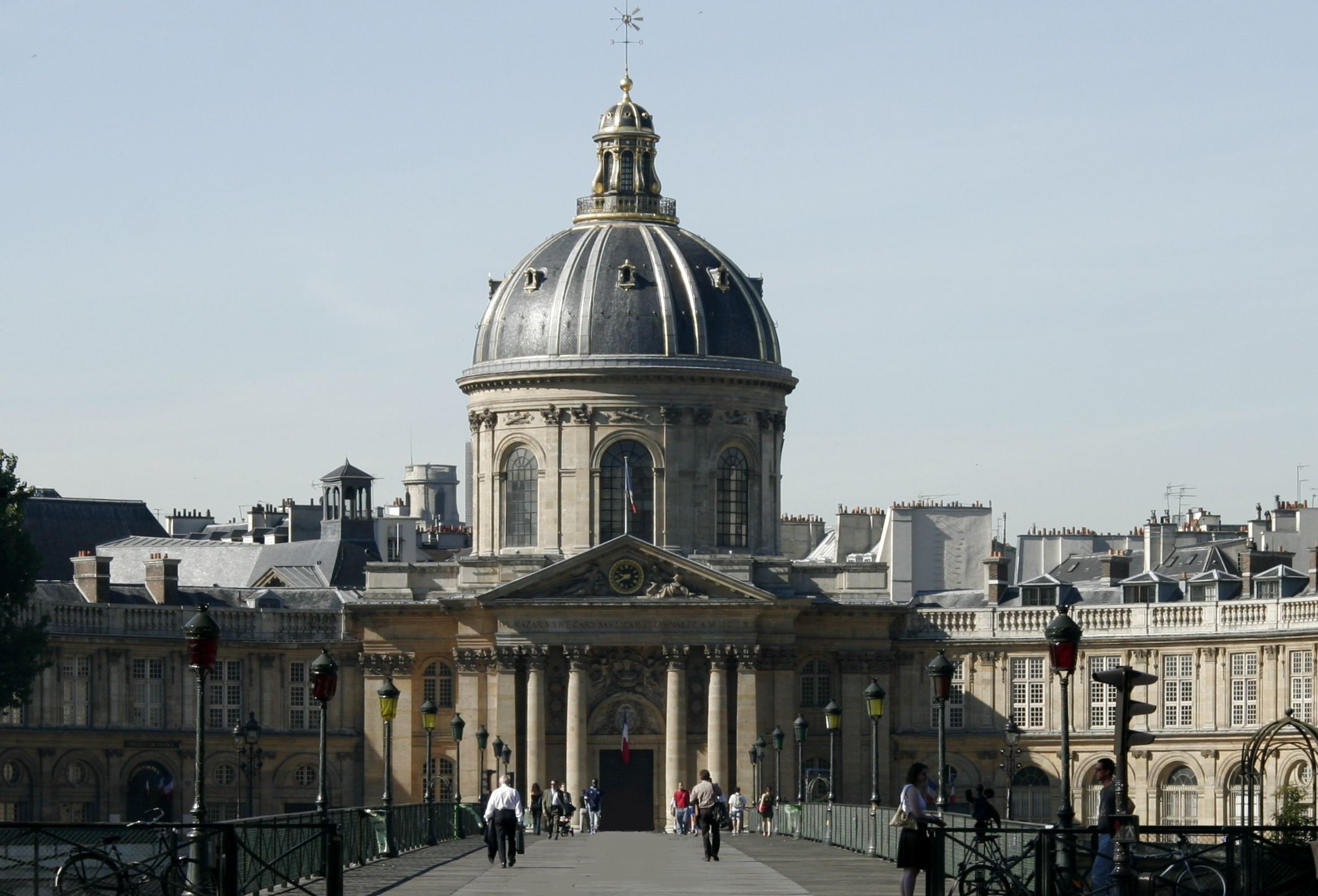 The French Academy dome